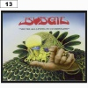 Naszywka BUDGIE You\'re All Living in Cuckooland (13)