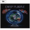 Naszywka DEEP PURPLE Slaves and Masters (14)
