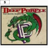 Naszywka DEEP PURPLE The Battle Rages On  (05)