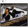 Naszywka ERIC CLAPTON Riding with the King 2 (05)