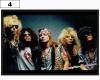 Naszywka GUNS N ROSES band photo 2 (04)