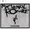 Naszywka MY CHEMICAL ROMANCE The Black Parade (07)