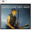 Naszywka NINE INCH NAILS Maximum N i N (12)