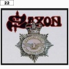 Naszywka SAXON Strong Arm of the Law (22)