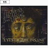 Naszywka SLAYER Eyes of the Insane (11)