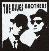 Naszywka The Blues Brothers