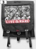 Plecak Kostka RAGE AGAINST THE MACHINE Live & Rare (03)