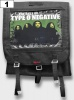 Plecak Kostka TYPE O NEGATIVE the best of (01)